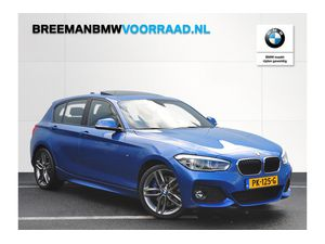 BMW 1 Serie 120i High Executive M Sport Aut
