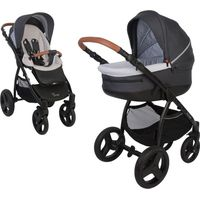 Bo Jungle Kinderwagen 4-in-1 - Black