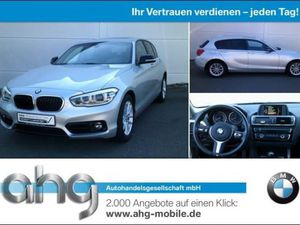 BMW 120 i Sport Line Innovationsp. Glasdach LM PDC
