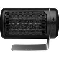 Duux Twist Keramische Kachel en Ventilator (1550 watt) - Zwart