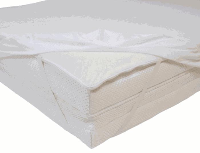 ABZ AirGoSafe Dry Fit Hoeslaken - 90x200(excl. matras)