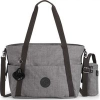 Kipling Luiertas Little Heart - Cotton Grey