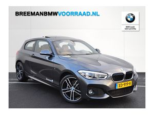 BMW 1 Serie 120i 3-deurs High Executive M Sport aut.