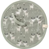 Fresk speendoekje Deer Forest Green(UL)