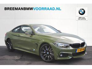 BMW 4 Serie 420i Coupé Individual M Performance Aut.