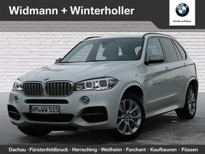 BMW X5 M 50d M Sportpaket Head-Up HK AHK DAB LED