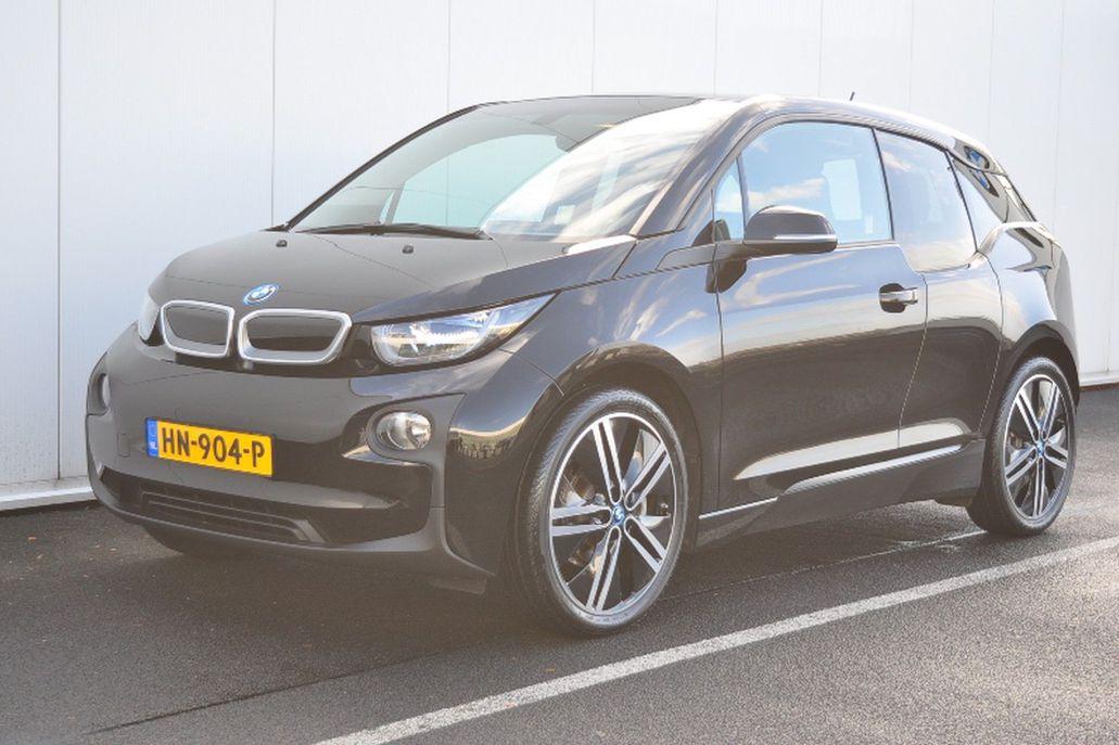 BMW i3 60Ah Range Extender Comfort Advance