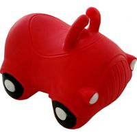 Jumping Car Rood - KidzzFarm