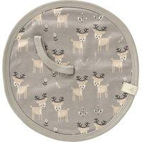 Fresk speendoekje Deer Ash Grey(UL)