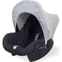 Jollein Zonnekap Confetti Knit - Grey