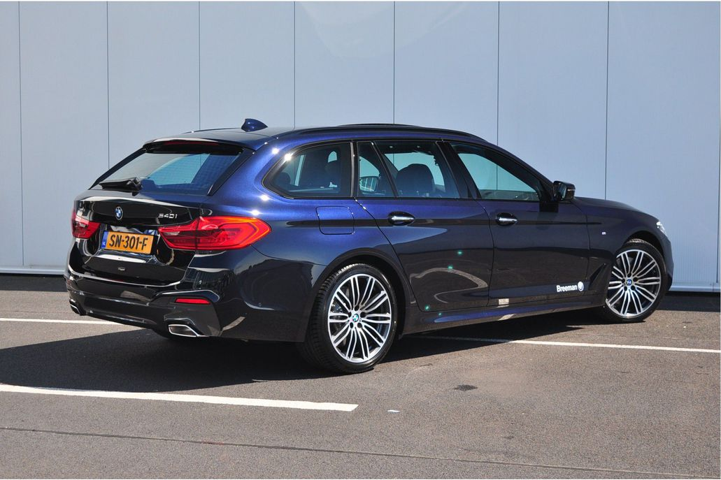 Bmw Touring 540i Xdrive High Executive M Sport Aut