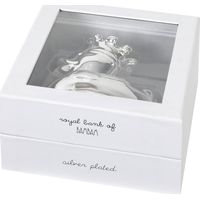 BamBam Silver Plated Duck Moneybank