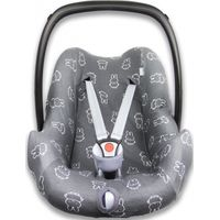 Briljant Baby Autostoelhoes Groep 0+ - Nijntje Smile Iron