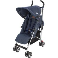 Maclaren Buggy Quest - Denim Indigo