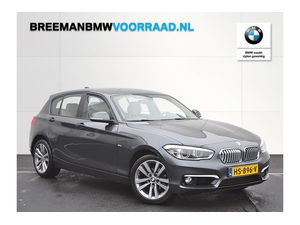 BMW 1 Serie 118i High Executive Aut.