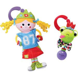 Yookidoo Freestyle Princess Play Set Speelset