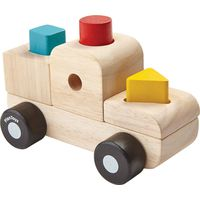 Plan Toys Sorting Puzzle Truck