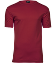t-shirt deep red