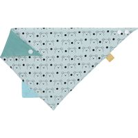 Lässig Slab Bandana Met Bijtring - Little Chums Dog