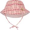 Zonnehoedje Omkeerbaar Flamingo 6-18 maanden - Lässig