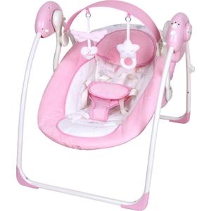 X-Adventure BabySwing - Roze