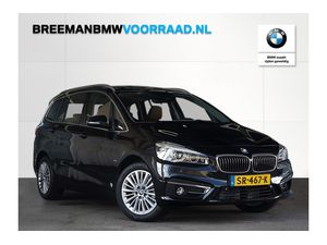 BMW Gran Tourer 218i 7-pers. High Executive Luxury Line