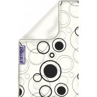 Dooky Blanket 70x85 - Black Circles