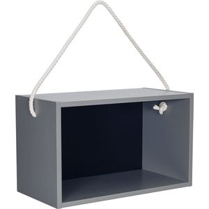 Coming Kids Wandkastje - Framed Blue Grey