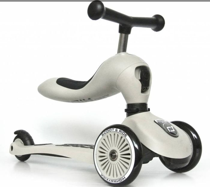 Scoot and Ride Step/Loopfiets - Ash