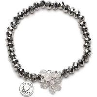 Proud MaMa Armband Charm Beads Zilver