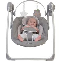 Bo Jungle Portable Swing - Grey
