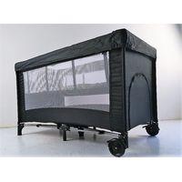 Kekk Campingbed Luxe - Black