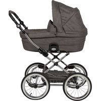 Quax Kinderwagen Vogue - Chevron Brown