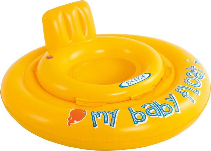 Intex Baby Float - 70cm 6-12 mnd