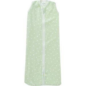 Little Lemonade Zomerslaapzak 90cm - Dots Green