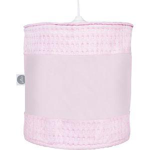 Hanglamp Waffle pink (excl. pendel)