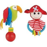Yookidoo Pirate Play Set Speelset Rammelaars Piraat