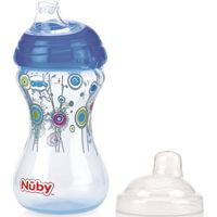 Drinkbeker Click It Blauw - Nuby