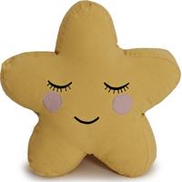 Roommate Kussen Star Yellow