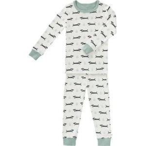 Fresk Pyjama 2-delig Dachsy Maat 86