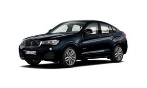 BMW X4 xDrive20d M Sport Edition