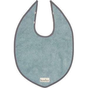 Koeka Slab Drop Dijon - Sapphire