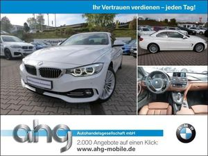BMW 435 i xDrive Cabrio Luxury Line Luxury Line Innovation