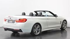 Foto BMW 4 Serie Cabrio 428i High Executive M Sport | Head-Up Display | M Sportremmen | Harman/Kardon | 19'' Velgen | LED | NL-Auto | Full-Option | Rijklaarprijs! (20027795-4.jpg)