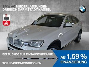 BMW X4 xDrive30d xLine Head-Up HiFi Navi Prof. Xenon