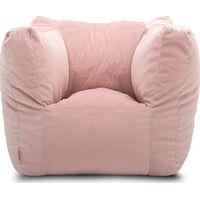Jollein Fauteuil Beanbag - Rib Blush Pink
