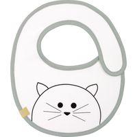 Lässig Slabbetje Waterproof Small - Little Chums Cat