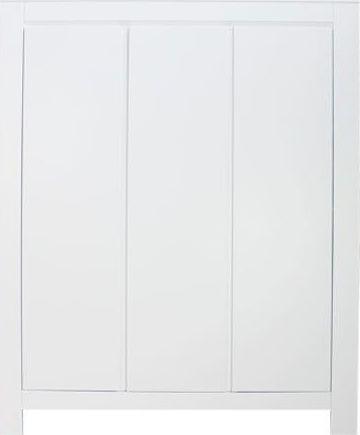 Bopita Hanglegkast 3-Deurs Bianco