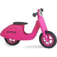 Simply for Kids Loopscooter - Roze