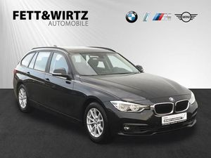 BMW 320 i Touring Advantage NSW el.GSD HiFi Klima